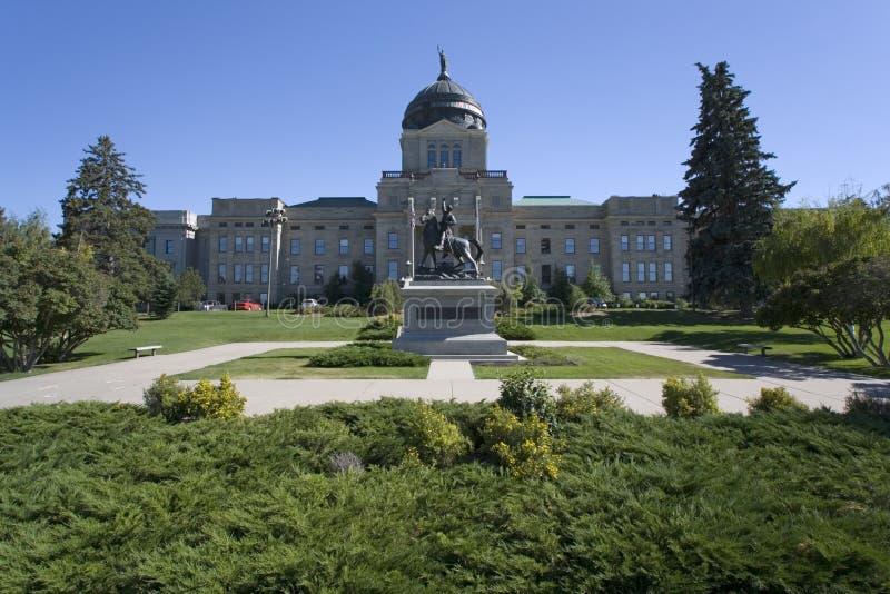 Il Montana - condizione Campidoglio fotografia stock libera da diritti