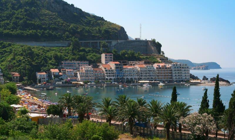 Il Montenegro immagini stock libere da diritti