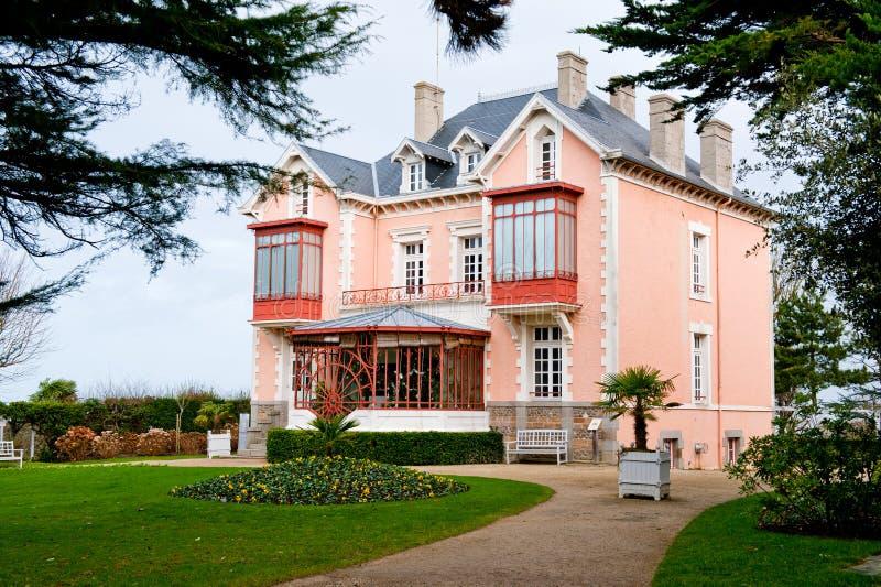 Il museo di Christian Dior fotografie stock