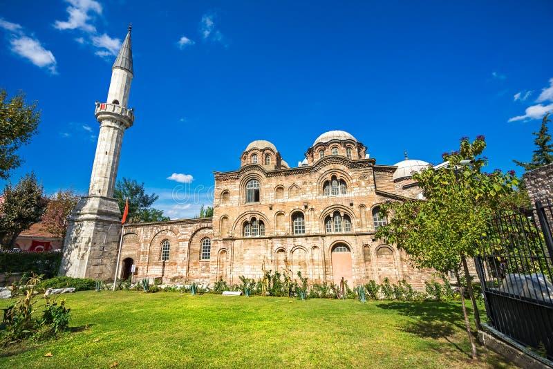 Il museo di Fethiye, Costantinopoli, Turchia fotografia stock