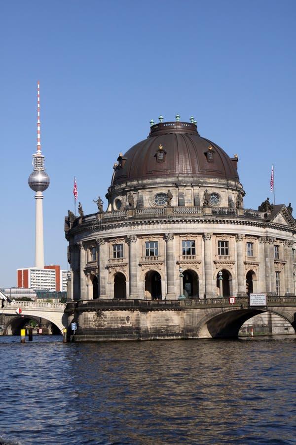 Il museo preannunciato, Berlino immagine stock
