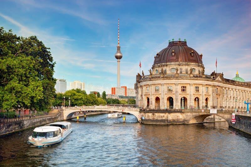 Il museo preannunciato, Berlino, Germania fotografie stock libere da diritti