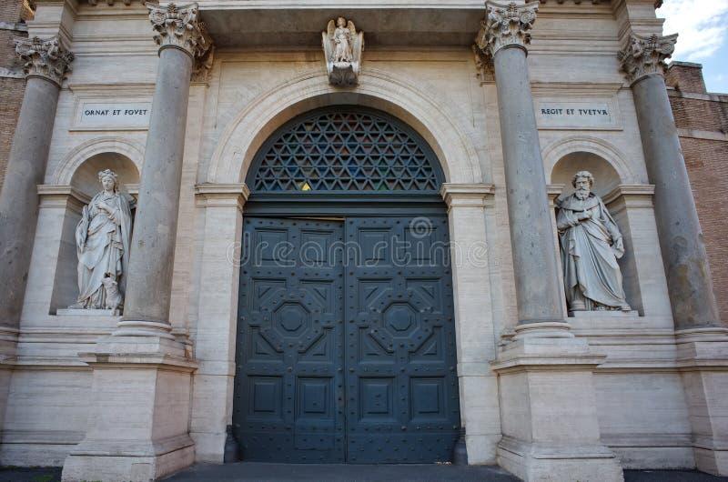 Il museo storico del Bersaglieri, Roma - Italia fotografia stock
