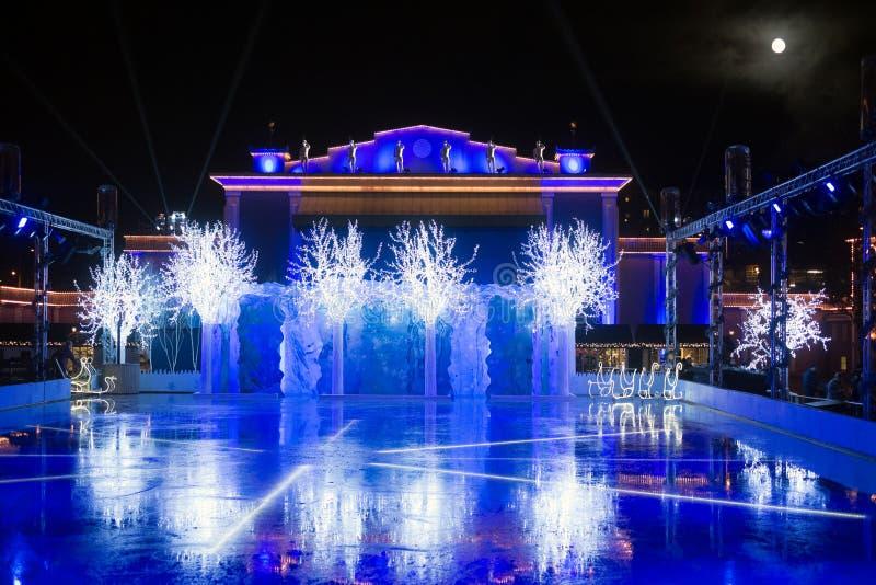 Il Natale cronometra in Goithenburg, Svezia immagini stock