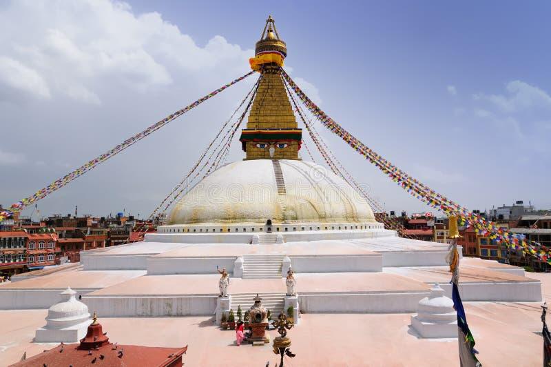 Il Nepal fotografia stock libera da diritti