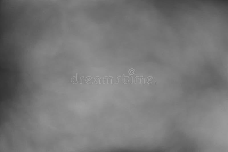 Il nero di fumo e gray di fondo astratto immagini stock libere da diritti