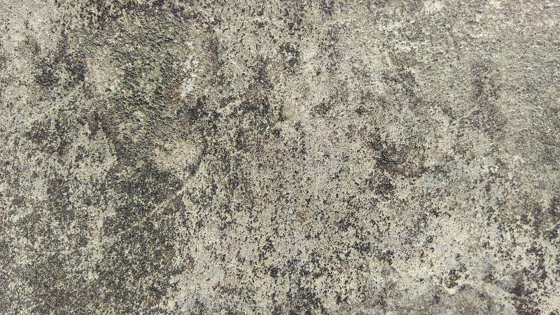 Il nero di lerciume e struttura grigia - struttura del fondo del muro di cemento per l'estratto della creazione immagine stock libera da diritti