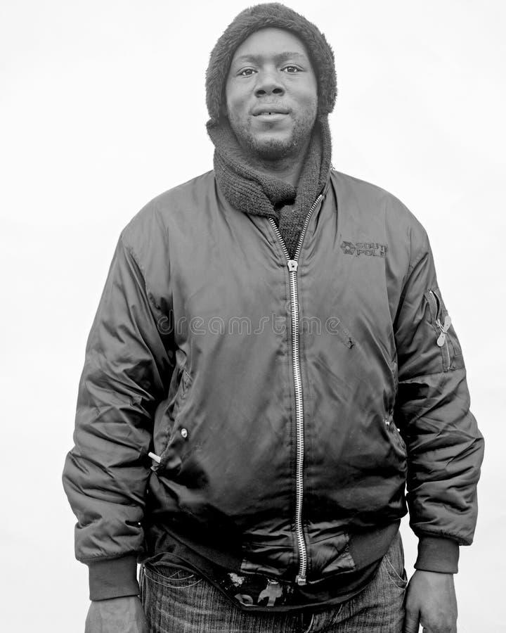 Il nomade fotografia stock