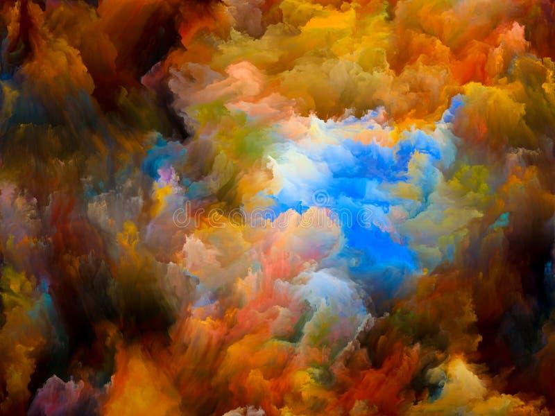 Il nostro colore di Digital royalty illustrazione gratis