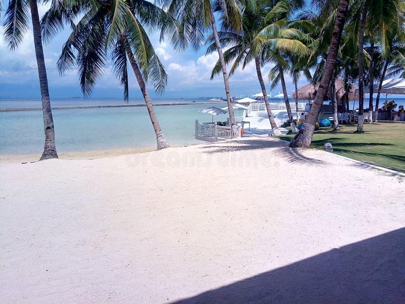 Il Pacifico ricorre Cebu fotografia stock libera da diritti