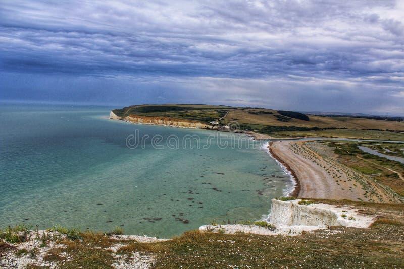 Il paesaggio in Inghilterra fotografie stock libere da diritti