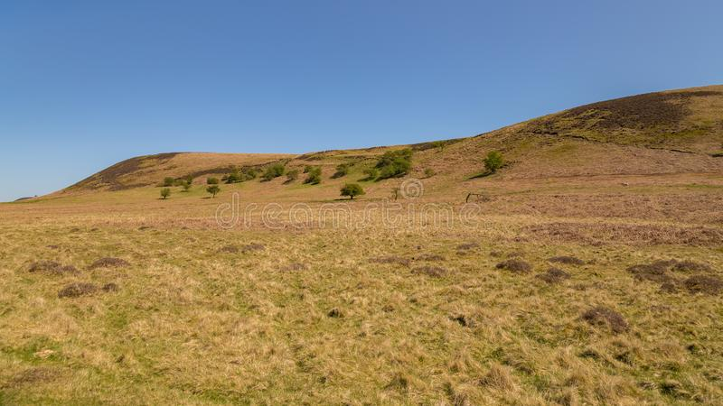 Il paesaggio a York del nord attracca il parco nazionale, Regno Unito fotografia stock