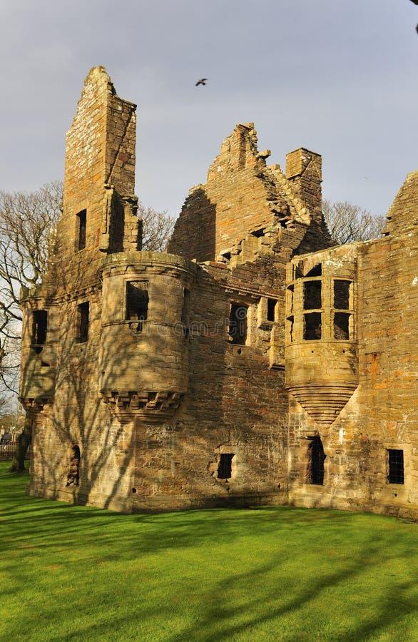 Il palazzo dei conti, Kirkwall, Orkney immagini stock