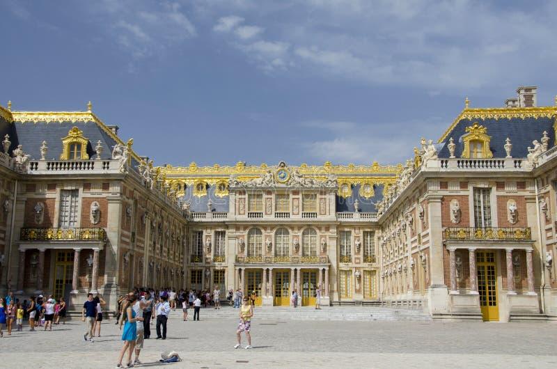 Palazzo di Versailles, Parigi immagini stock libere da diritti
