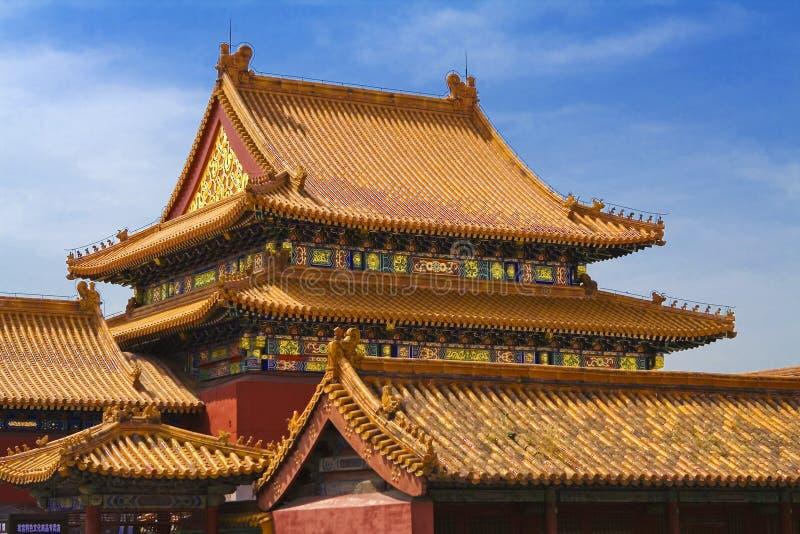 Il palazzo imperiale immagini stock