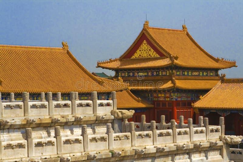 Il palazzo imperiale fotografia stock libera da diritti