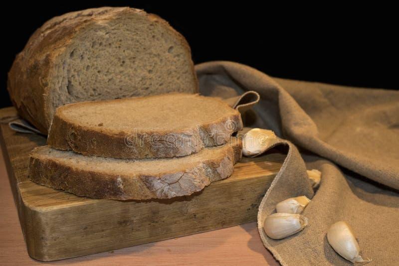 Il pane caldo fotografie stock