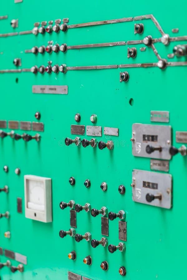 Download Il pannello di controllo immagine stock. Immagine di elettricista - 56880409