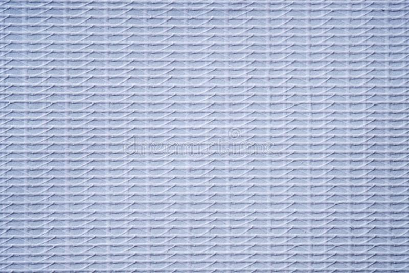 Il panno bianco del vinile ha scattato la linea struttura fotografie stock libere da diritti