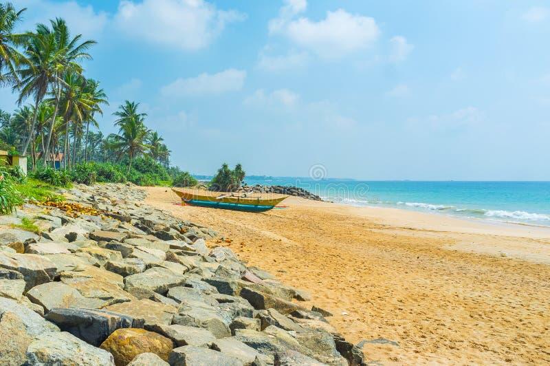 Il paradiso tropicale fotografie stock