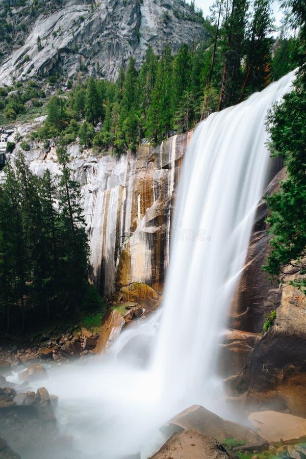 Il parco nazionale di Yosemite è un parco nazionale degli Stati Uniti fotografia stock