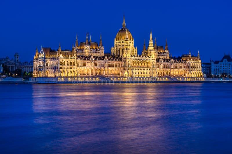Il Parlamento ungherese immagine stock libera da diritti