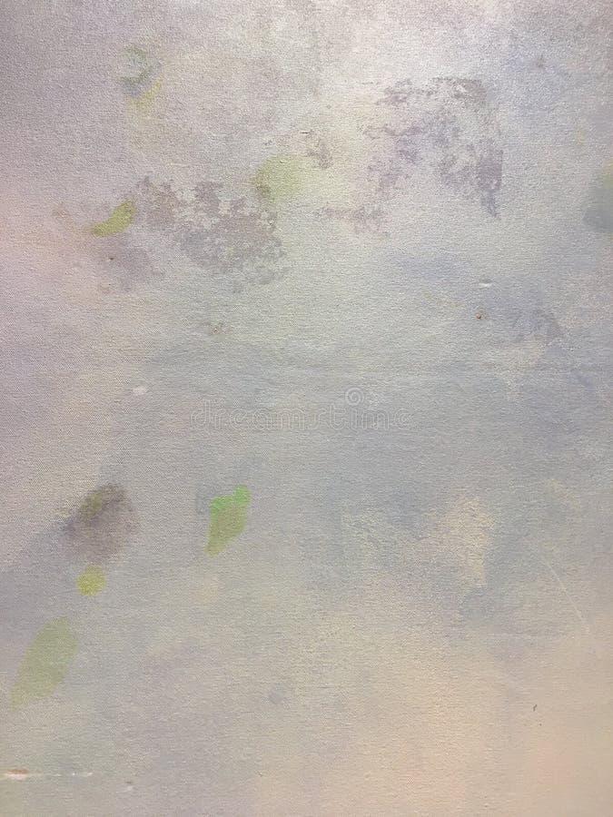 Il pastello porpora e grigio molle grungy astratto ha dipinto il fondo fotografia stock