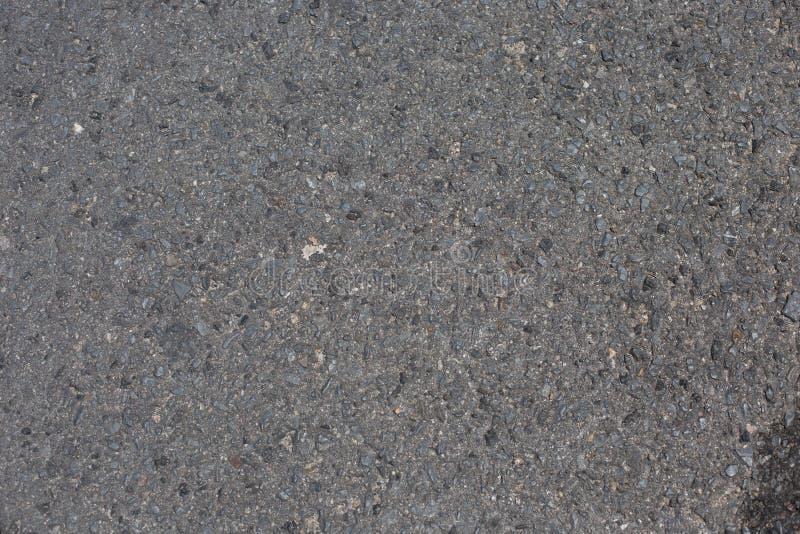 Il pavimento della ghiaia con molte rocce minuscole fotografia stock