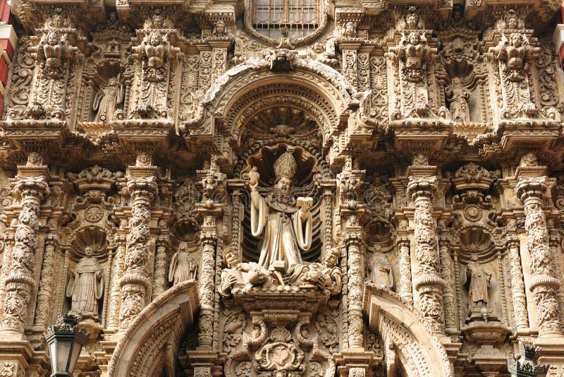 Il Perù, Lima, immagini stock