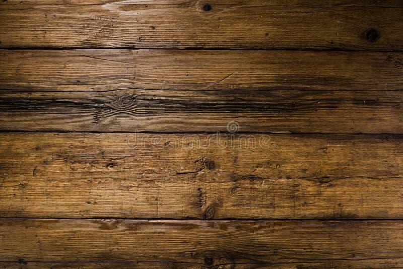 Il piano dei bordi di legno pone il fondo, modello del prodotto immagini stock libere da diritti