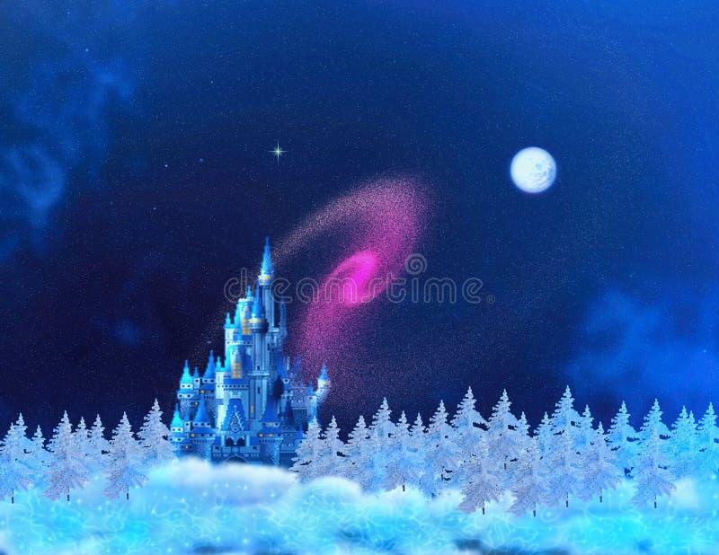 Il Polo Nord royalty illustrazione gratis
