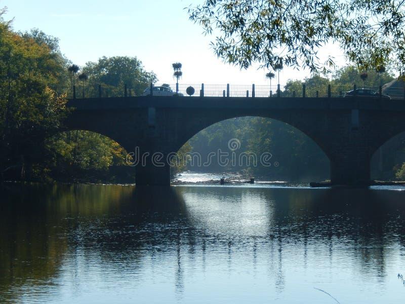 Il ponte di Ericht fotografia stock libera da diritti