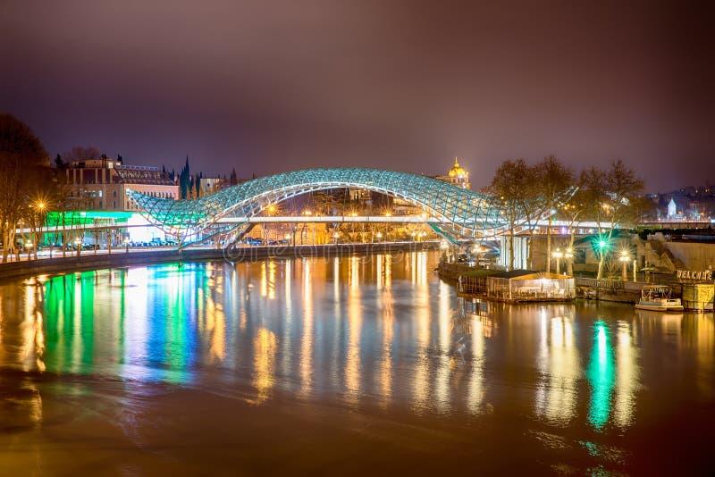 Il ponte di pace immagine stock