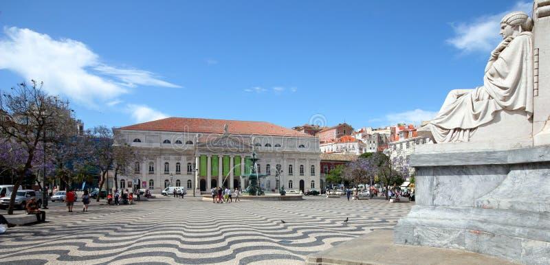 Il Portogallo - Lisbona immagine stock