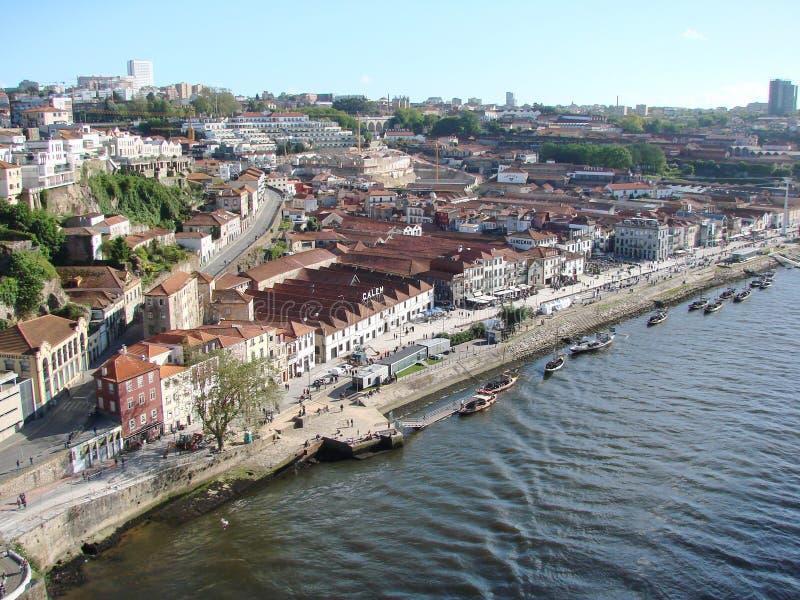 Il Portogallo portugal Paesaggi urbani delle aree storiche della città e le viste sceniche della natura portoghese fotografia stock