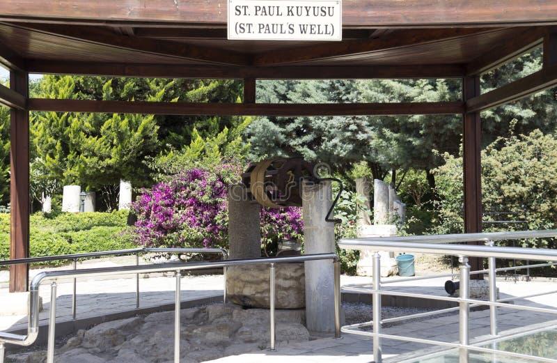Il pozzo di St Paul immagine stock