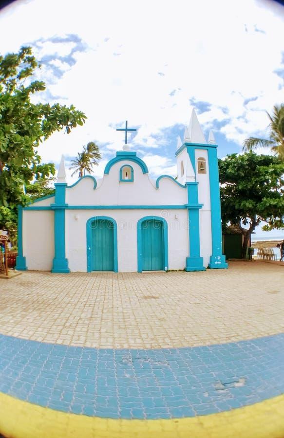 Il Praia fa il Forte immagini stock