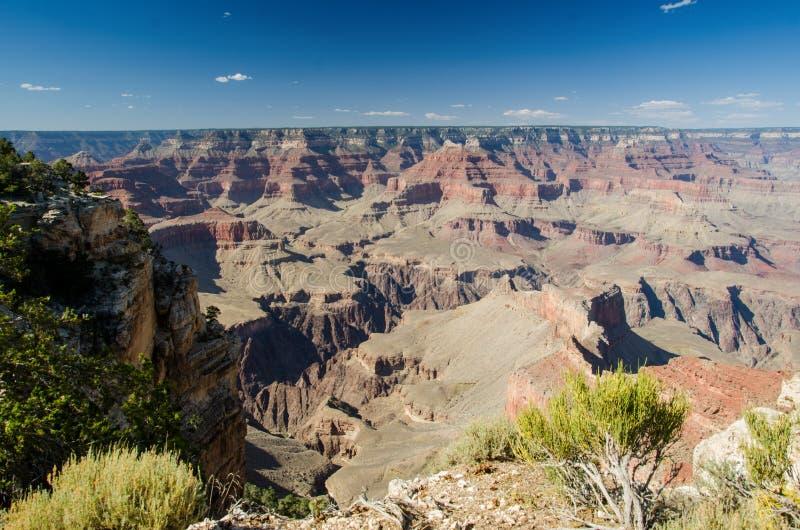 Il punto del Mohave trascura, Grand Canyon immagine stock libera da diritti