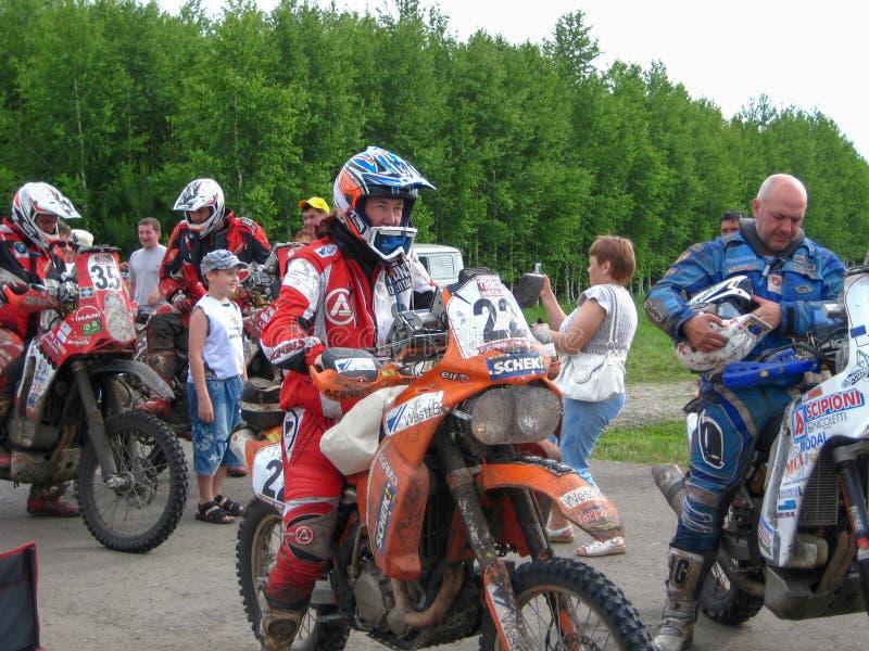 Il raduno 2008 di TransOrientale immagini stock