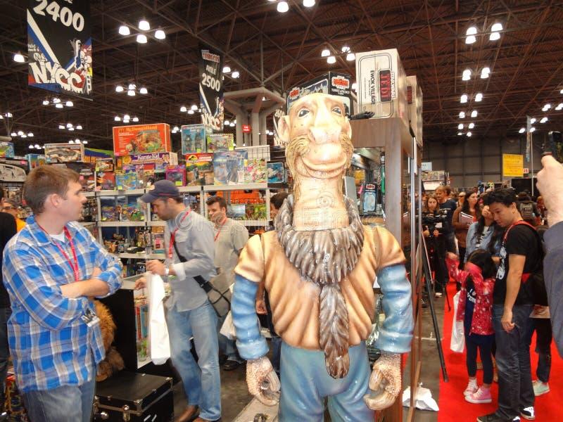 Il raggiro comico 2013 di New York 41 fotografia stock