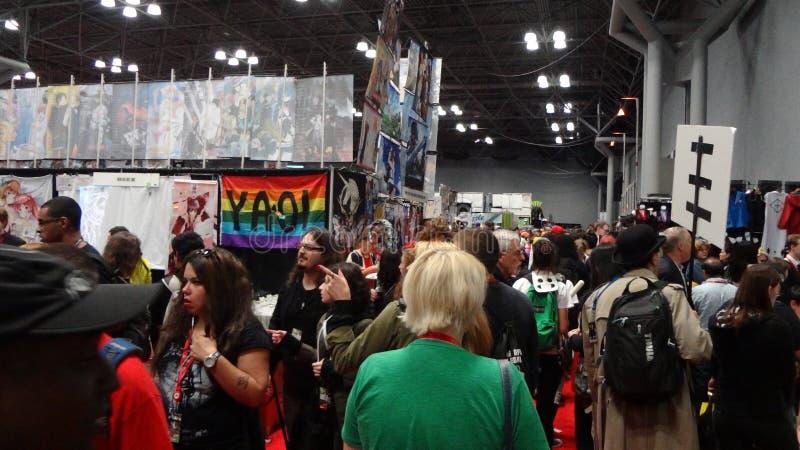 Il raggiro comico 2013 di New York 79 fotografia stock