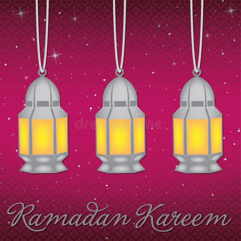 Il Ramadan Kareem royalty illustrazione gratis