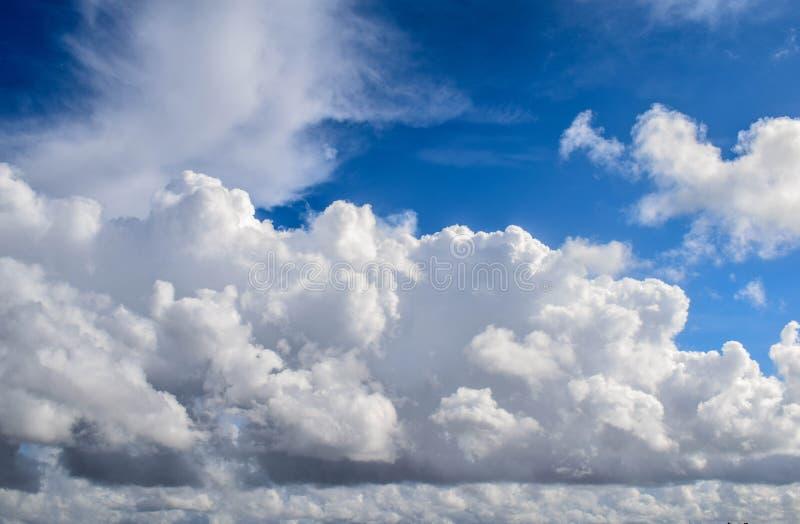 Il regno delle nuvole fotografie stock