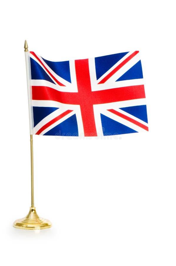 Il Regno Unito ha isolato fotografia stock libera da diritti