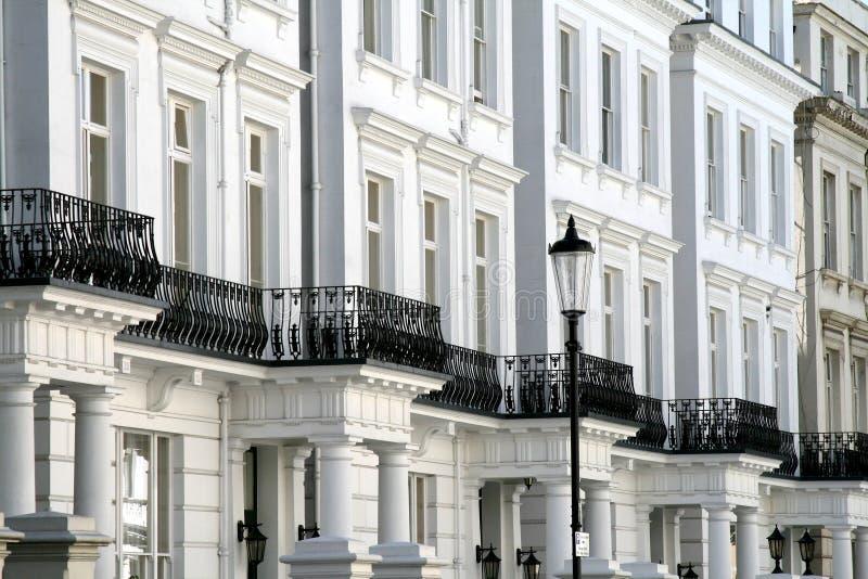 Il Regno Unito, Londra, Notting-collina fotografia stock libera da diritti
