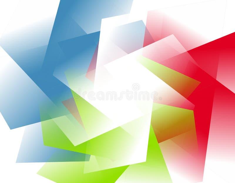 Download Il RGB Opaco Astratto Modella La Priorità Bassa Illustrazione di Stock - Illustrazione di contesti, colorful: 3877467