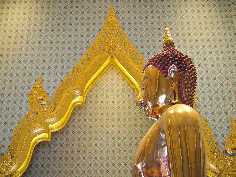 Il ritratto laterale di signore Buddha fotografie stock