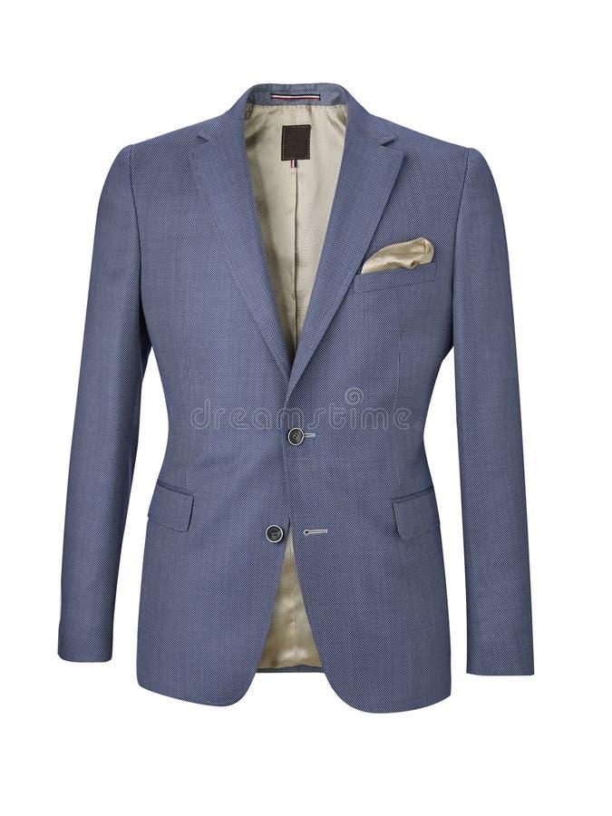 Download Il Rivestimento Degli Uomini Isolato Su Bianco Con Il Percorso Di Ritaglio Immagine Stock - Immagine di cappotto, usura: 56891687