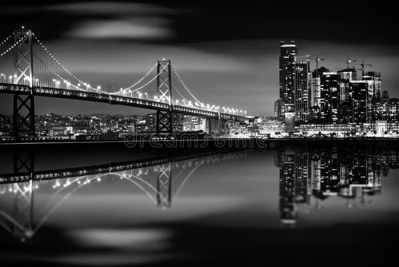 Il San Francisco Bay fotografia stock libera da diritti
