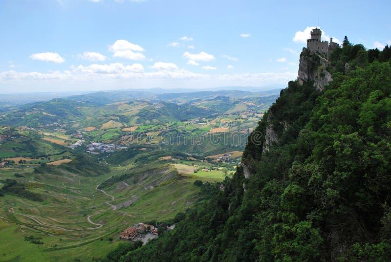Il San Marino Immagine Stock
